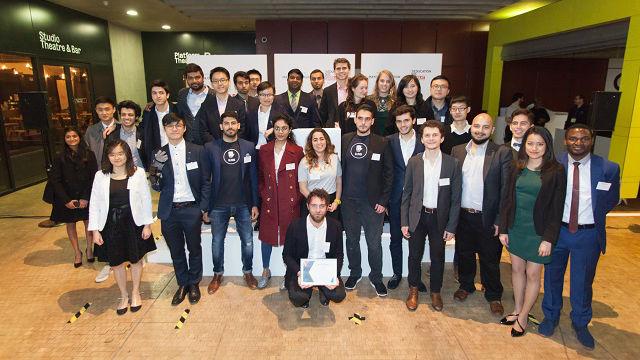 2016国际学生创新大奖在伦敦圆满落幕