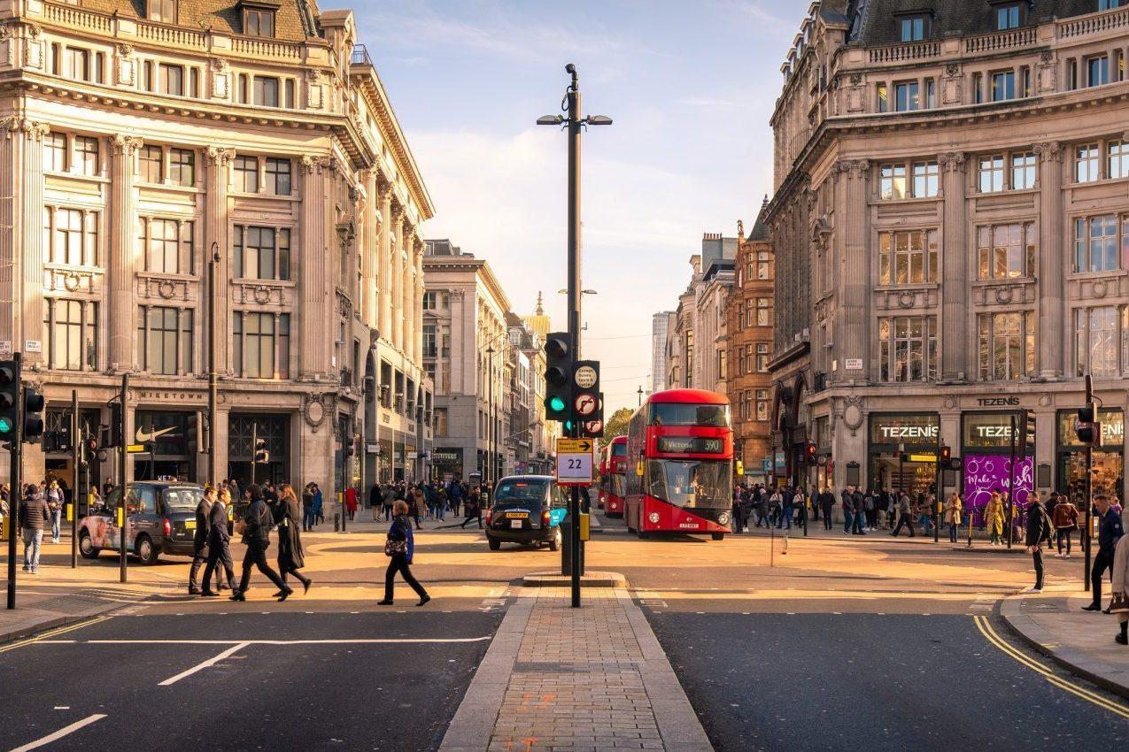 伦敦西区 West End